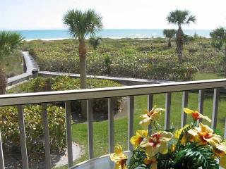 Gulf Beach - Panoramic View on Quiet Beach - Sanibel Island vacation rentals