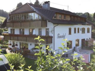 Vacation Apartment in Ibach - 592 sqft, 1 bedroom, max. 2 People (# 7619) - Weilheim vacation rentals