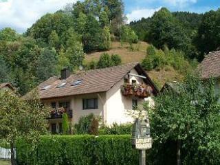 Vacation Apartment in Oberwolfach - 753 sqft, 2 bedrooms, max. 4 People (# 7629) - Bad Rippoldsau-Schapbach vacation rentals