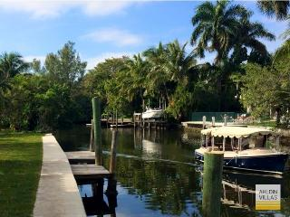 200 feet water front, new renovated, large pool - Fort Lauderdale vacation rentals
