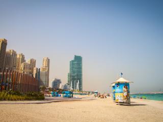 Two bedroom Bahar 1 - Dubai Marina vacation rentals