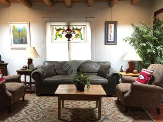 Classic Adobe East Side near Canyon Road - New Mexico vacation rentals