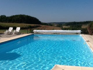 Peaceful house with pool, near Bergerac and Eymet - Mouleydier vacation rentals