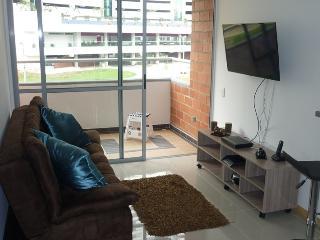 BRAND NEW THREE BEDROOM MODERN APARTMENT LAS PALMA - Medellin vacation rentals