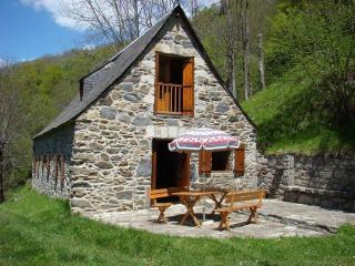 Unique restored barns in a forest above a village - Saint-Lary-Soulan vacation rentals