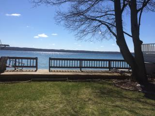 Sunny Cottage with Lake Side Deck and Lawn - Finger Lakes vacation rentals
