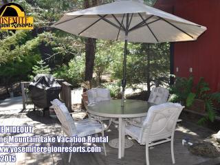 WIFI Slps6 PetOK 1mi >Marina Beach 25mi >Yosemite - Gold Country vacation rentals