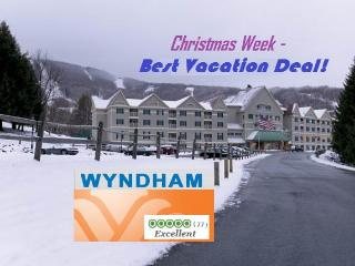 Wyndham Bentley Brook (Jiminy Peak mountain) - North Adams vacation rentals