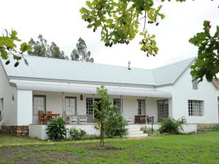 Hemelsbreed farm accommodation - Greyton vacation rentals