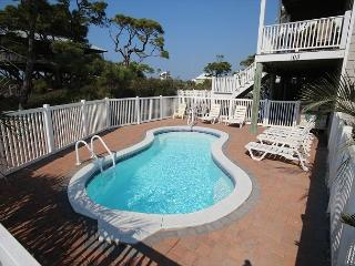 Steps to the Beach, North Cape, Private Heated Pool-10/17 $1540/wk - Cape San Blas vacation rentals