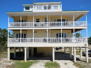 Spacious, Awesome Beach Views, Hot Tub, Pets OK, Fireplace 8/8 $2570/wk - Cape San Blas vacation rentals