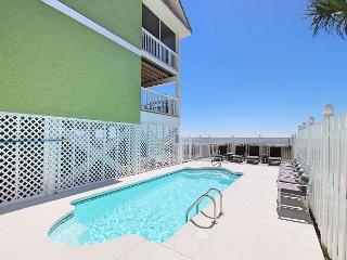 Beachfront, 3 King Bedrooms, Private Heated Pool, South Facing, 8/8 $4760/wk - Port Saint Joe vacation rentals