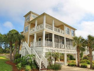 Steps to beach, Heated Private Pool, Elevator, Fenced Yard 8/8 $2630/wk - Port Saint Joe vacation rentals