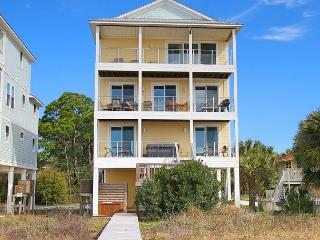 Upscale, Spacious Beachfront, Elevator, Hot Tub 8/15 $2630/wk - Port Saint Joe vacation rentals