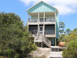 Beachfront, Grand Views, Screened Porch, 3 King Masters-6/6 $2550.00/WK - Cape San Blas vacation rentals