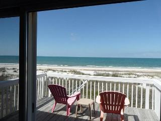Beachfront, North Cape, 3 Masters, Large Dogs Ok- - Cape San Blas vacation rentals