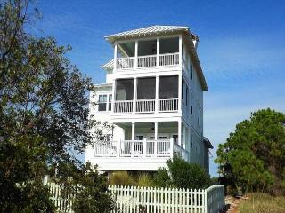 Upscale, Beachfront, Pool, Elevator 8/8 $4200/wk - Cape San Blas vacation rentals