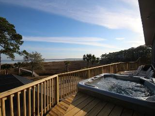 Gorgeous, screened htd pool, hot tub, fenced, kayak, fire pit, 6/6 $1000 off! - Cape San Blas vacation rentals
