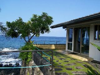 Apple Oasis- Oceanfront with a Swimmable Area! - Big Island Hawaii vacation rentals
