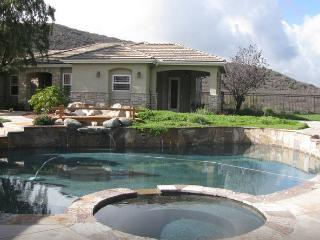 Luxurious, Peaceful, Home on Nature Preserve - San Diego County vacation rentals