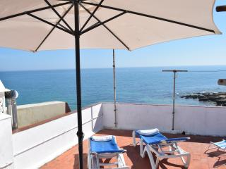 Sea View Apartment 30 meters from the Beach - Olhos de Agua vacation rentals