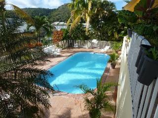 Marina Marin - 2 Pièces Meublé Climatisé – Piscine - Martinique vacation rentals