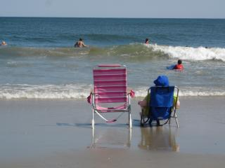 On the beach in Brigantine, NJ - Ship Bottom vacation rentals