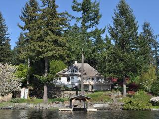 Lake Sawyer waterfront home - North Bend vacation rentals