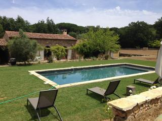 LE BERCAIL - Ramatuelle vacation rentals