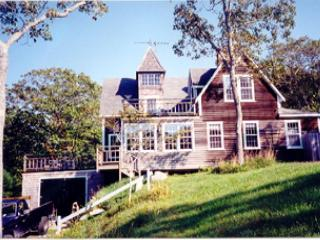 BEAUTIFUL POST AND BEAM HOME WITH WATERVIEWS OF LOBSTERVILLE BEACH - Aquinnah vacation rentals