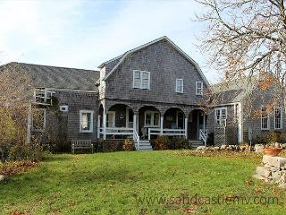 CLASSIC WATERFRONT VINEYARD HOME ON 40 ACRES - Chappaquiddick vacation rentals