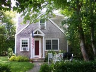 DARLING COTTAGE TUCKED IN AMONG TREES & GARDENS - Edgartown vacation rentals