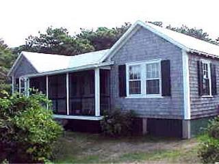 CHAPPY COTTAGE WITH SPECTACULAR VIEWS OF EDGARTOWN HARBOR & LIGHTHOUSE - Chappaquiddick vacation rentals