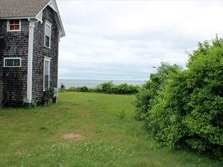 QUINTESSENTIAL VINEYARD COTTAGE WITH VIEW & BEACH - Chappaquiddick vacation rentals