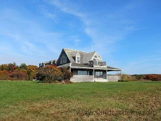 WONDERFUL OLD VINEYARD SUMMER HOME ON 88 ACRES - Chappaquiddick vacation rentals