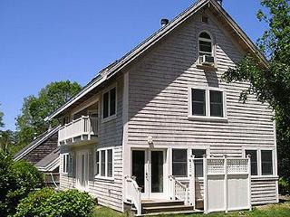 THIS HIDEAWAY IS SET IN AN ENCLAVE ON EDGE OF TOWN - Vineyard Haven vacation rentals