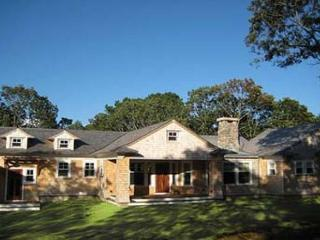 WATERFRONT VINEYARD CONTEMPORARY HOME LOCATED ON TISBURY GREAT POND - Chilmark vacation rentals