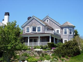 1646 - LUXURY WATERFRONT HOME WITH BREATHTAKING VIEWS OF EDGARTOWN HARBOR - Martha's Vineyard vacation rentals