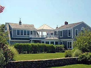 ELEGANT BEACH HOUSE WITH VIEWS OF KATAMA BAY - Edgartown vacation rentals