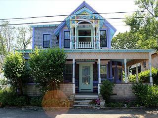 1870 Victorian Ginger Bread Cottage - Oak Bluffs vacation rentals