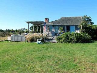 CHARMING WATERFRONT COTTAGE WITH WONDERFUL VIEWS OF THE ATLANTIC OCEAN - Menemsha vacation rentals