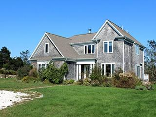 ENJOY SUNSETS & WATERVIEWS FROM THIS BEAUTIFUL 7 BEDROOM HOME - Aquinnah vacation rentals