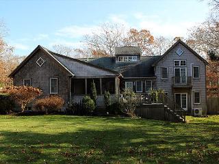 BEAUTIFUL FOUR BEDROOM EDGARTOWN HOME - Edgartown vacation rentals