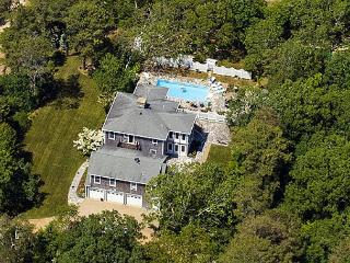 LAZE BY THE POOL OR LOUNGE IN THE INTERIOR! - Chappaquiddick vacation rentals