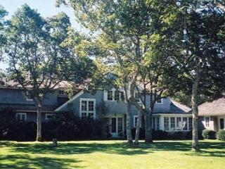 WONDERFUL WATERFRONT HOME, IDEAL FOR THE ACTIVE FAMILY - Edgartown vacation rentals