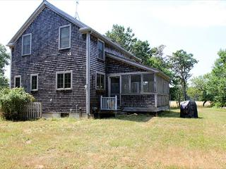 CASUAL COMFORT,PASTORAL SETTING MINUTES FROM THE SEA. - Chappaquiddick vacation rentals