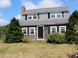 IN-TOWN EDGARTOWN HOME WITH LARGE OPEN YARD - PERFECT FOR SUMMER GAMES - Edgartown vacation rentals