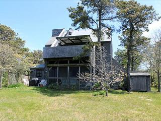 WALK TO KATAMA BAY AND ENJOY WONDERFUL VIEWS FROM ROOFTOP DECK - Chappaquiddick vacation rentals