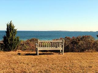 CLASSIC VICTORIAN WITH BEACH & SPECTACULAR VIEWS OF EDGARTOWN HARBOR - Chappaquiddick vacation rentals