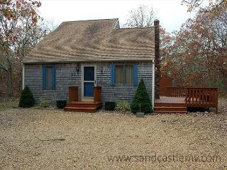 Delightful home in a secluded neighborhood on a quiet street near town - Edgartown vacation rentals